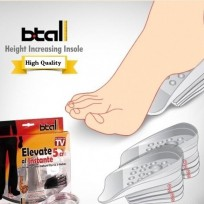 B Tall height Increase Insoles