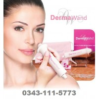 Derma Wand Anti-Aging Skin Care System Complete Kit
