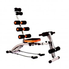 Six Pack Care Multi Exercise Options Called Mini Home Gym