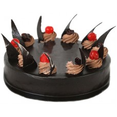 Chocolate Fudge Cake 2lbs - For Lahore Only