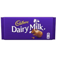 Cadbury Dairy Milk Chocolate 200 gm