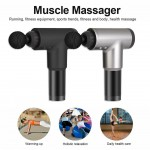 Fascial Gun Massage for Pain Relief  Relax Fitness Therapy for Body Massage Relaxation