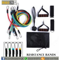 Power Resistance Bands Expander Resistance Tube Bands - Pull Rope Fitness Elastic Training