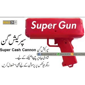 Cash Gun Money Spray Gun Money Rain Gun Money Gun in Pakistan