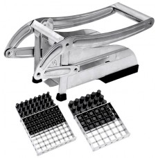 Stainless Steel French Fries Slicer Potato Chipper Chip Cutter Chopper