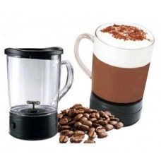 Coffee Magic Frothing Cup Battery Operated