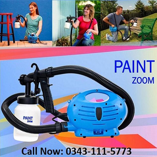 Paint Sprayer Machine in Pakistan