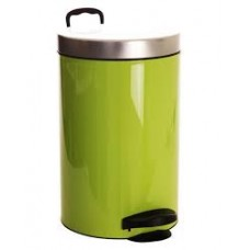 Home Household - Pedal Bin - 14 Ltrs - Green